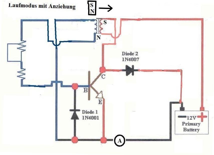 Ziemlich Wechselstrom Motorsteuerschaltung Fotos - Elektrische ...